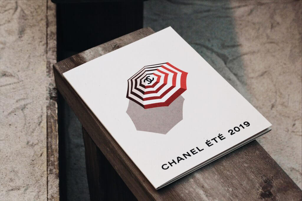CHANEL SS19 HUGYOU JOURNAL