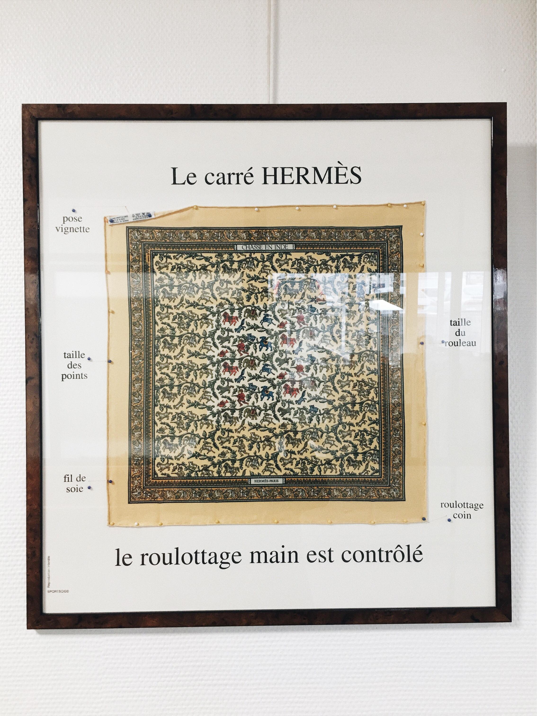 Hermès La Fabrique de la Soie, Lyon France by Sylvia Haghjoo