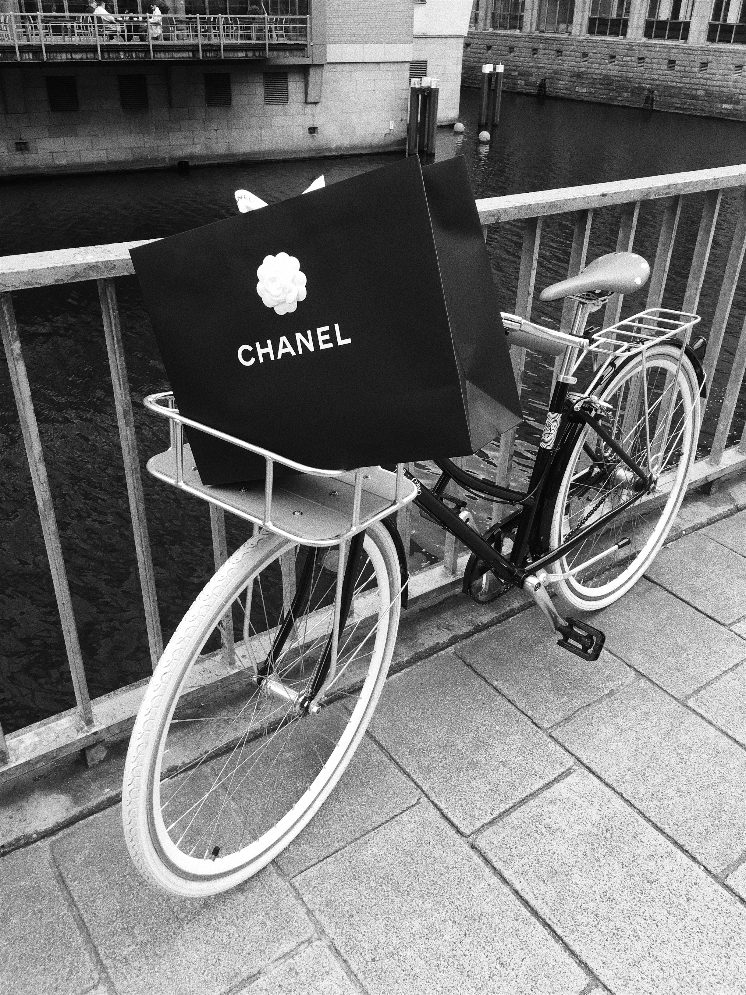 CHANEL in Hamburg by Sylvia Haghjoo